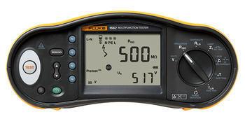 Tester elektrických instalací Fluke 1662 + Fluke T110 a SW - 2