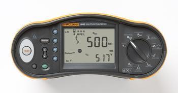 Tester elektrických instalací Fluke 1663 + Fluke T6-600 a SW - 2