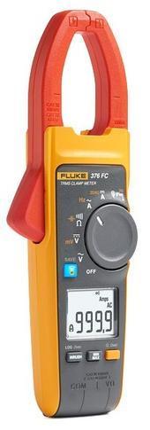 Klešťový multimetr Fluke 376 FC  + multimetr Fluke 114 - 2