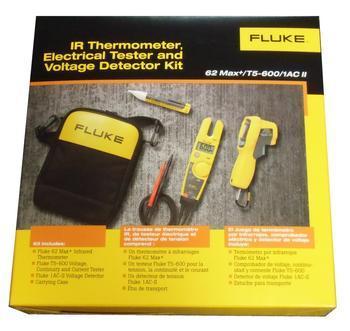 Výhodná sada měřicích přístrojů Fluke 62 MAX Plus + Fluke T5-600 + Fluke 1AC II - 2