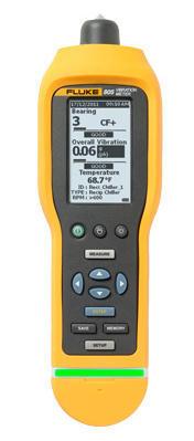 Fluke 805 FC - měřič mechanických vibrací - 2