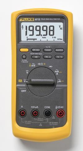 Fluke 87V/IMSK - digitální multimetr, sada pro servisní techniky - 2
