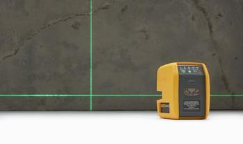 Nivelační křížový laser Fluke 180LG + stativ HAMA Star 05 - 2