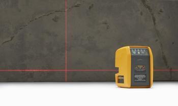Nivelační křížový laser Fluke 180LR + stativ HAMA Star 05 - 2