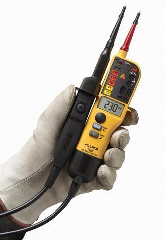 Zkoušečka Fluke T150 + pouzdro na opasek Fluke H15 - 2