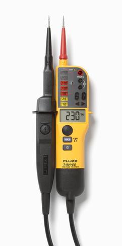 Fluke T150/VDE - zkoušečka napětí a šroubováky Fluke IPHS1/ISLS8/IPHS2 - 2