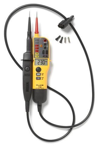 Fluke T150 - zkoušečka napětí a kufr Fluke C1600 - 2