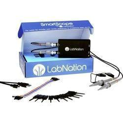 USB osciloskop LabNation Smartscope, 30 MHz, 10kanálový - 3