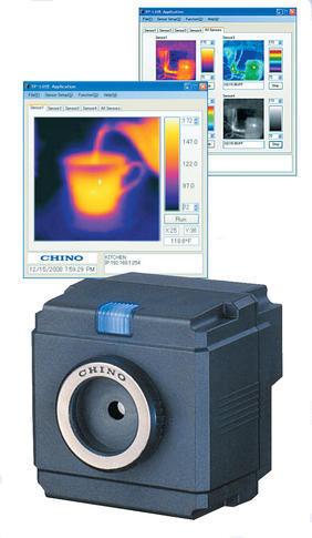 Stacionární termokamera CHINO série TP - 3