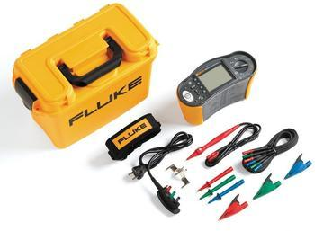 Tester elektrických instalací Fluke 1663 + Fluke T6-600 a SW - 3