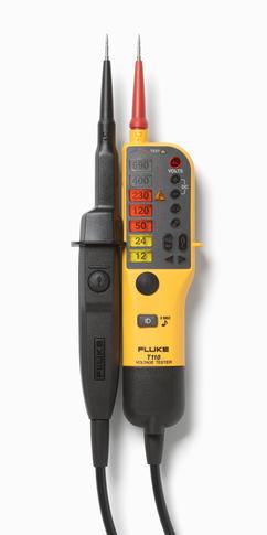 Fluke T110 - zkoušečka napětí a pouzdro Fluke C150 - 3