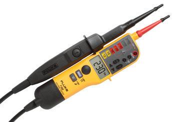 Výhodný set - klešťový ampérmetr Fluke 325 + Fluke T150 a Fluke C550 - 3