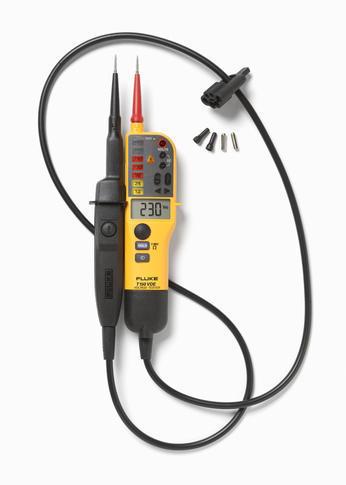 Fluke T150/VDE - zkoušečka napětí a šroubováky Fluke IPHS1/ISLS8/IPHS2 - 3