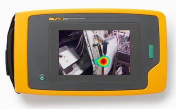 Fluke ii900 Sonic Imager - detektor úniku plynu - 3