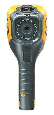 Termokamera EUNIR Guide B256V - 4