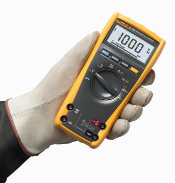 Digitální multimetr Fluke 175 + pouzdro Fluke C25 Camo - 4