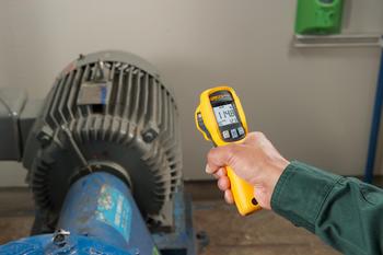 Fluke 64 MAX - průmyslový IR teploměr -30 až +600 °C - 4