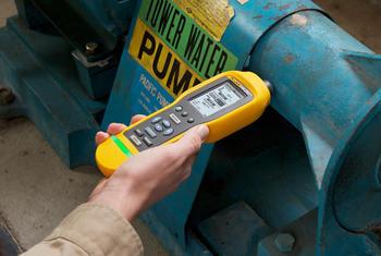 Fluke 805 FC - měřič mechanických vibrací - 4