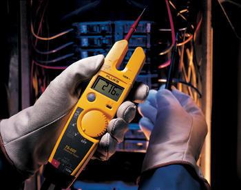 Výhodná sada měřicích přístrojů Fluke 62 MAX Plus + Fluke T5-600 + Fluke 1AC II - 4