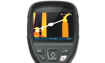 Termokamera EUNIR Guide B256V - 5