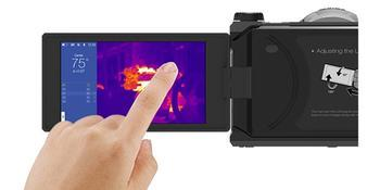 Termokamera EUNIR Guide C400 - 5