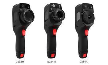 Termokamera EUNIR Guide D384M - 5