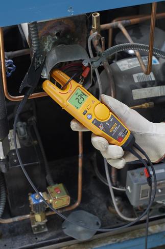 Fluke T6-600/EU - zkoušečka napětí a proudu - 5