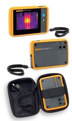 Fluke PTi120 - kapesní termokamera - 6