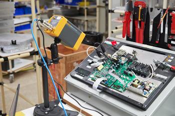 Fluke RSE300  - termokamera stacionární - DEMO přístroj - 6