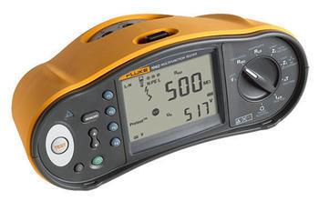Tester elektrických instalací Fluke 1662 + Fluke T110 a SW - 6