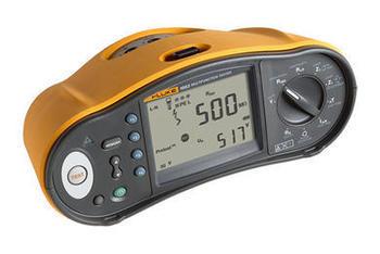 Tester elektrických instalací Fluke 1663 + Fluke T6-600 a SW - 6