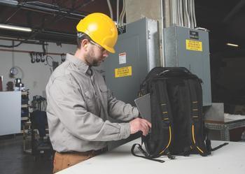 Fluke PACK30 Professional - batoh na měřicí přístroje - 6