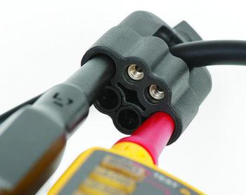 Fluke T110 - zkoušečka napětí a pouzdro Fluke C150 - 6