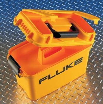 Fluke 117 - digitální multimetr a kufr Fluke C1600 - 6
