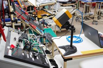 Fluke RSE300  - termokamera stacionární - DEMO přístroj - 7