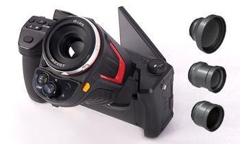 Termokamera EUNIR Guide C400 - 7