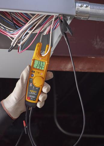 Zkoušečka napětí a proudu Fluke T6-600/EU - 7